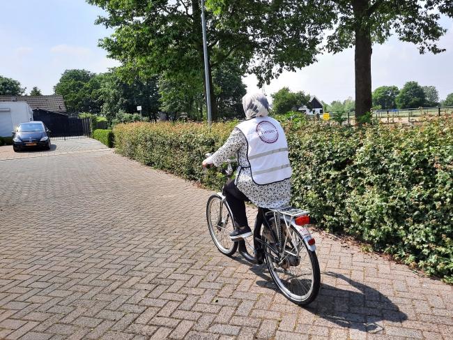 Laatste fietscursus 2020 afgerond