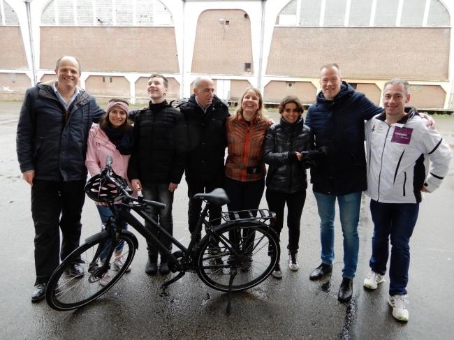 Velomotivecampus anyone can ride fietsen voor blinden